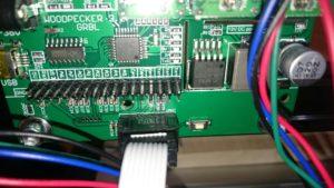 CNC3018 リミットスイッチとオフラインコントローラの関係について